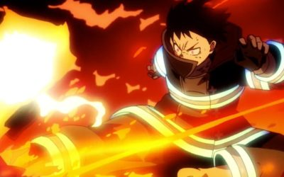 Fire Force – Animation Review – Episode 1