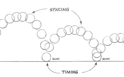 Animation Fundamentals – Timing and Spacing