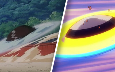 Hunting Flying Saucers: Contextualising 'The UFO' in Anime